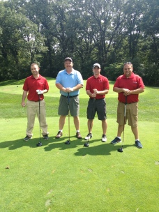 Golf Outing Aramark